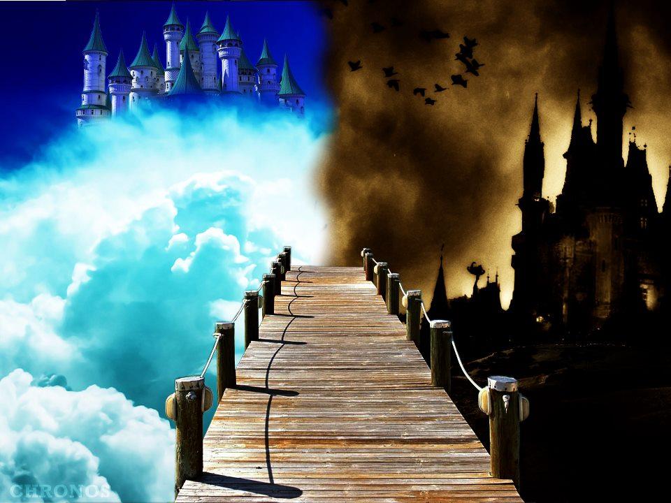 rai si iad in mitologia romaneasca