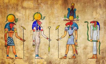 Cei 9 zei ai Egiptului antic
