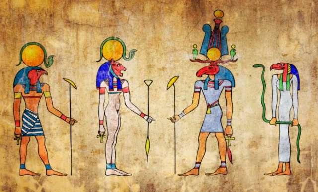 religia egiptenilor