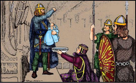 Ritualuri de initiere vikinge