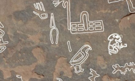 Primele hieroglife descoperite vreodata