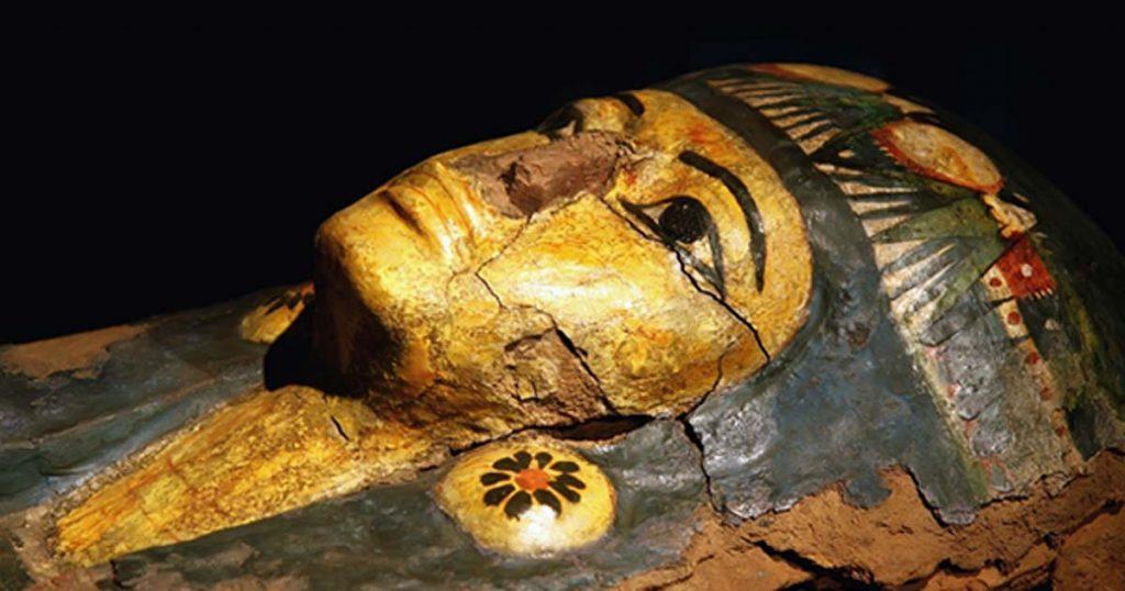 ADN mumii egiptene