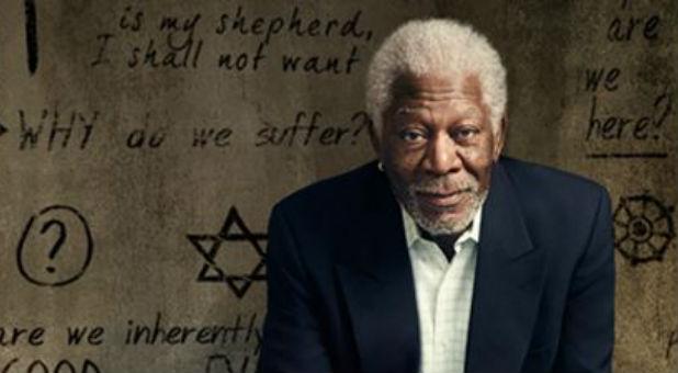 Povestea umanitatii cu Morgan Freeman
