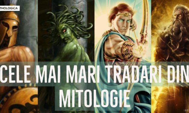 Cele mai mari tradari in mitologie
