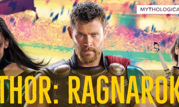 Thor: Ragnarok, sfarsitul lumii de comedie