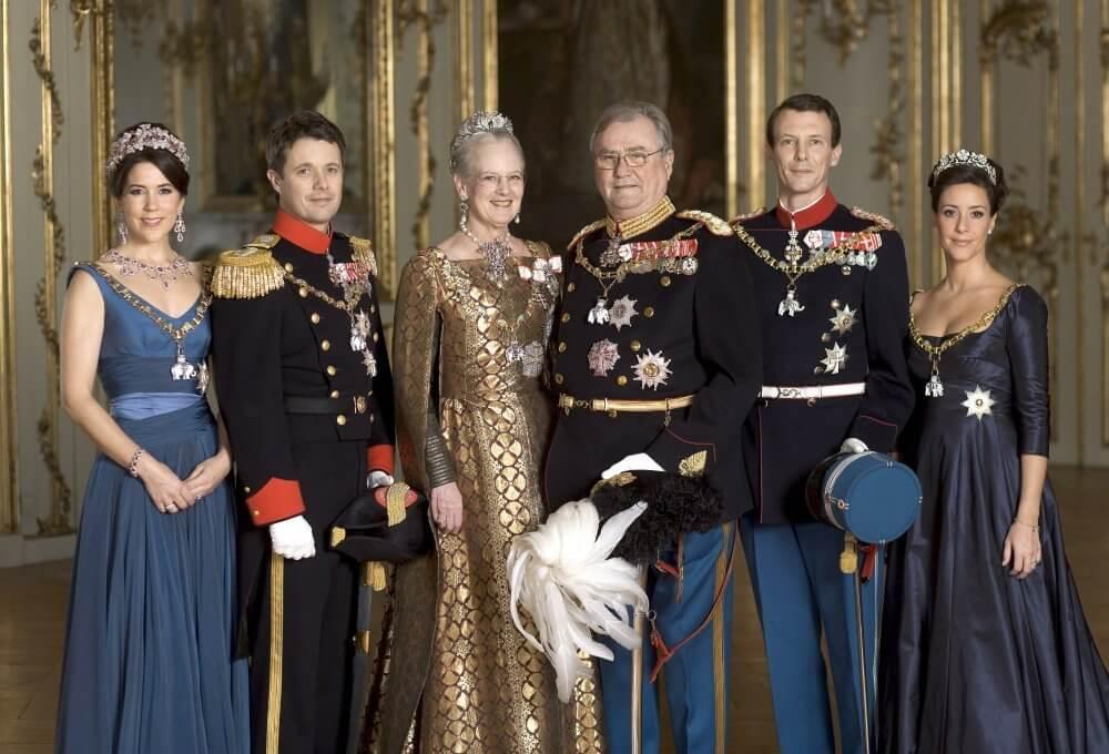 Familia Regala a Danemarcei