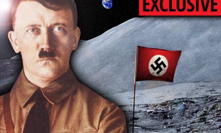 Cum era Hitler sa ajunga pe Luna