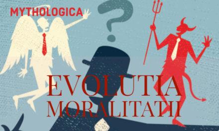 Evolutia moralitatii la umanitate si viitorul ei