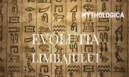 Originea si evolutia limbajului, scrierii si vorbirii