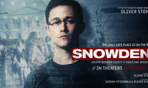 Snowden (2016): o biografie a curajului