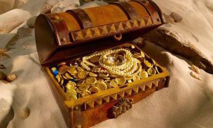 Cele mai cautate comori din lume, cele mai ascunse si cele mai interesante comori din lume