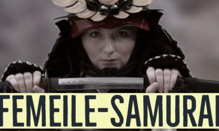 Chiar au existat femei-samurai?