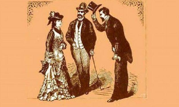 Istoria bunelor maniere si cele mai ciudate reguli de conduita din lume