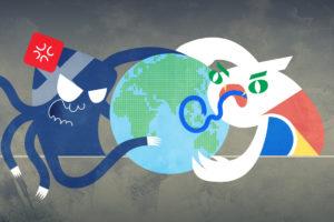 Cum ne controleaza Google viata si cine ne urmareste pe internet?
