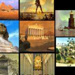 Cele sapte minuni ale lumii antice