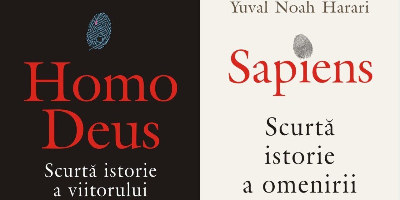 Sapiens – Scurta istorie a omenirii de Yuval Noah Harari