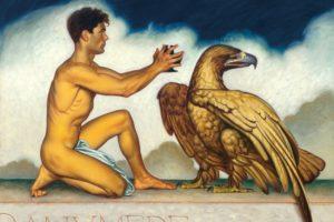 Cine este Ganymede in mitologia greaca?