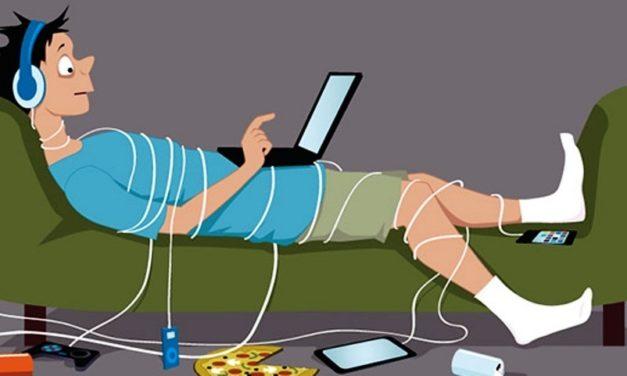 """Bolile """"digitale"""" ale secolului XXI si dependenta de tehnologie"""
