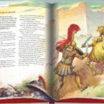 Cele mai frumoase carti pentru copii: Iliada, Odiseea, Eneida si cele mai frumoase legende ale lumii