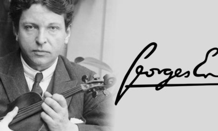 Viata lui George Enescu si nasterea muzicii
