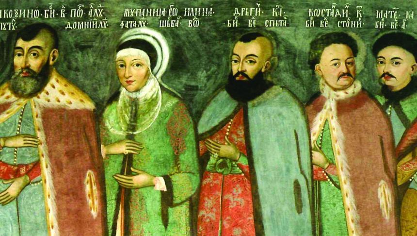 Cum se tundeau romanii in Evul Mediu?