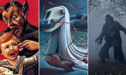 Top 10 monstri care au speriat Craciunul