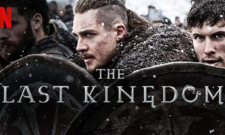 The Last Kingdom serialul Netflix vs cartile Ultimul Regat