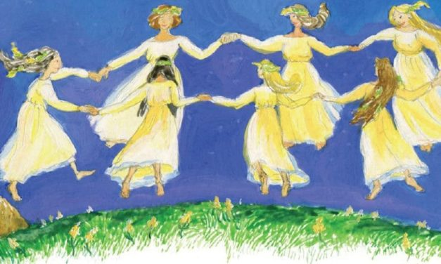 Ielele si Rusaliile in mitologia romaneasca