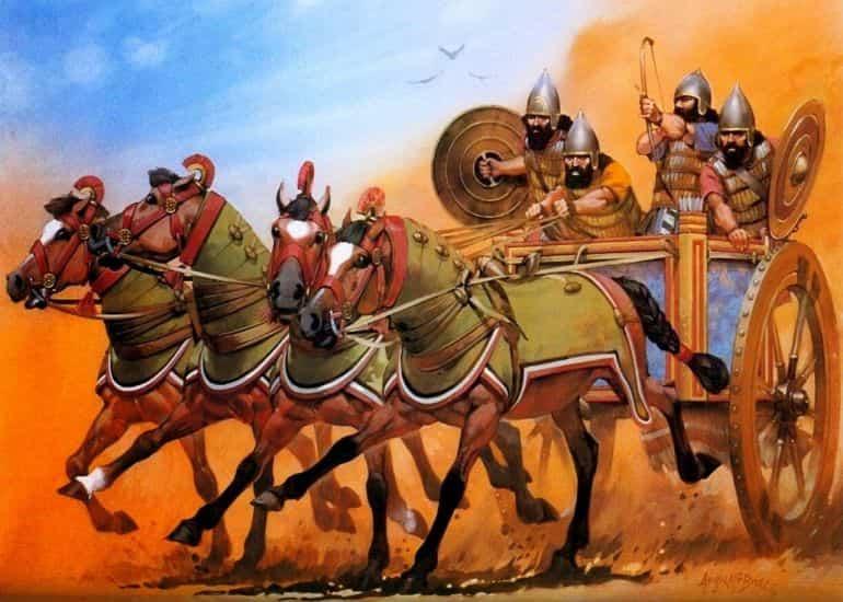 Armata asirienilor: cea mai buna aparare e atacul