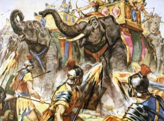 Armata cartaginezilor si Hannibal Barca
