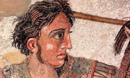 Descoperirea mormantului lui Alexandru cel Mare