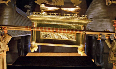 Unde este Arca Legamantului sau Chivotul lui Dumnezeu?