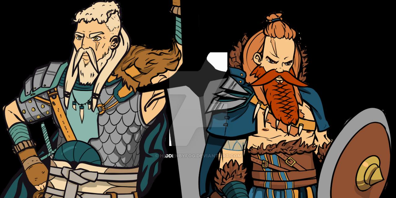 Magni si Modi, fiii zeului Thor, supravietuitorii Ragnarokului si soarta ciocanului Mjolnir