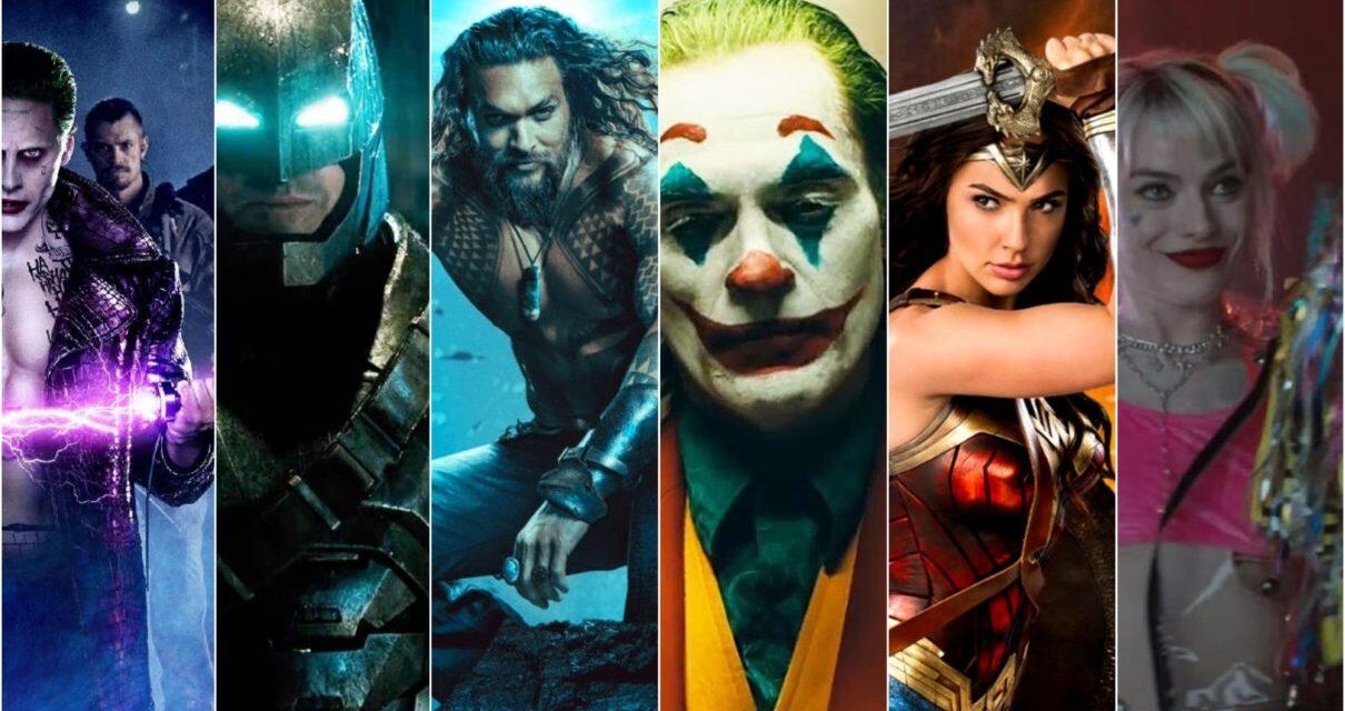 Top 10 filme DC Comics in curs de aparitie (2021-2022)