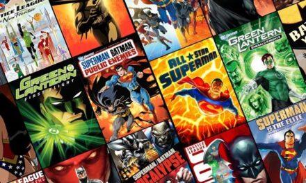 Top 10 cele mai bune filme DC Comics