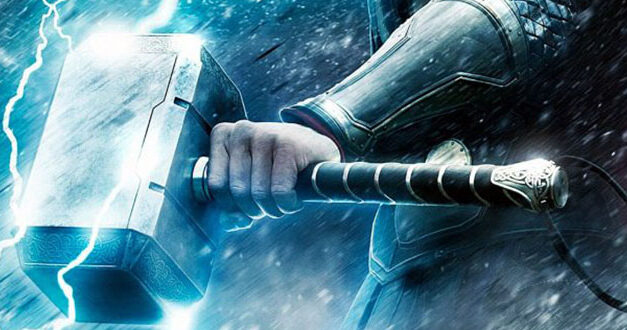Ciocanul lui Thor, Mjolnir, in Assassin's Creed Valhalla