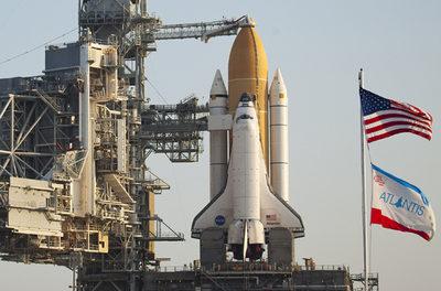 Naveta Atlantis a fost lansata pentru ultima oara in spatiu