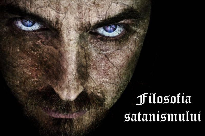 Filozofia satanismului simbol