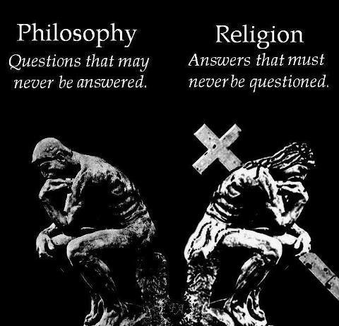 Filosofia stiintei vs. religie