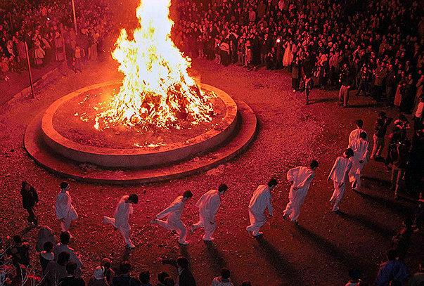 Religiile iraniene