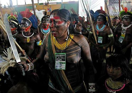 Brazilia acorda licenta pentru construirea barajului Amazon