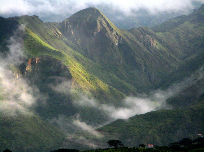 Orasul Pierdut al oamenilor norilor gasit in Peru
