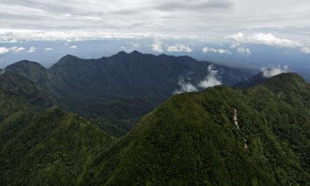 Craterul Bosavi – raiul pe pamant