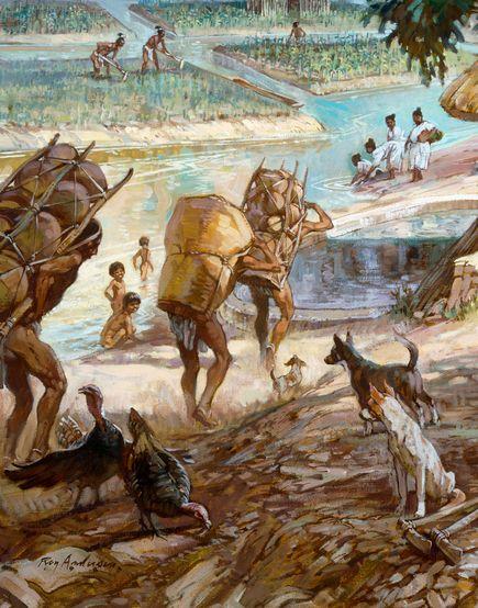 Cum s-a prabusit civilizatia Maya?