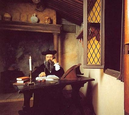 Nostradamus – viata si opera
