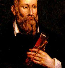 Nostradamus – tineretea si invataturile