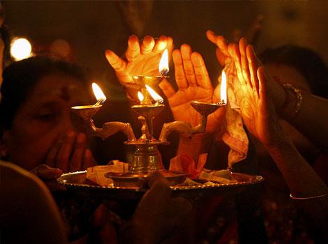 Festivalul indian Maha Shivratri
