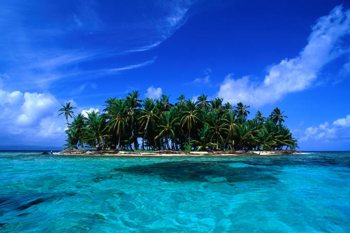 Insule secrete din lume