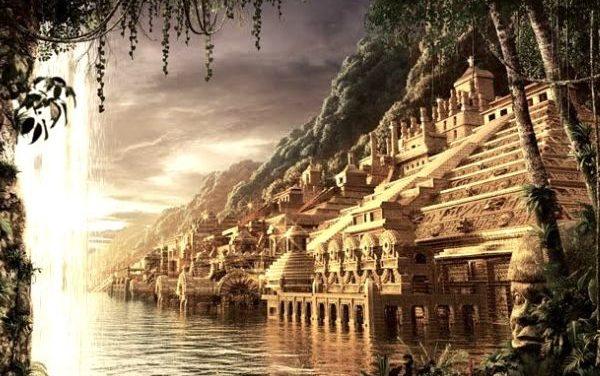 Locuri mitologice care INCA pot fi vizitate