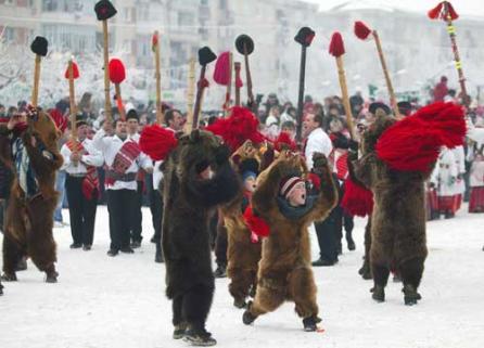 Carnavaluri in Europa
